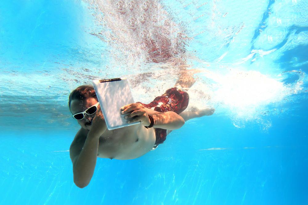 Diver iPad