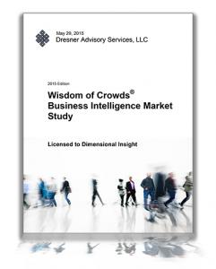 Dresner Wisdom of Crowds Market Study