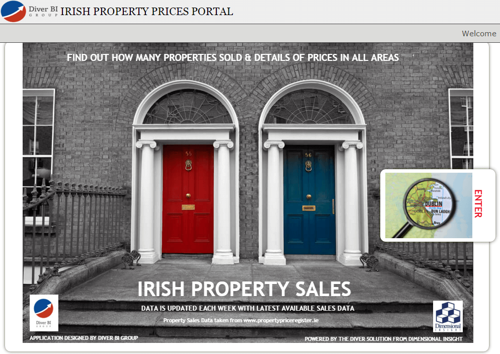 Property Prices Portal